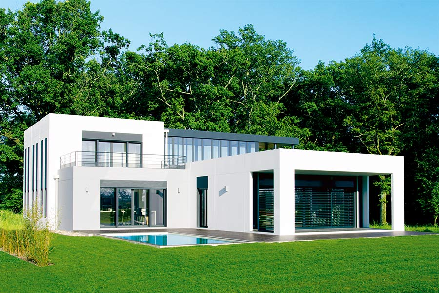 Villa contemporaine 1